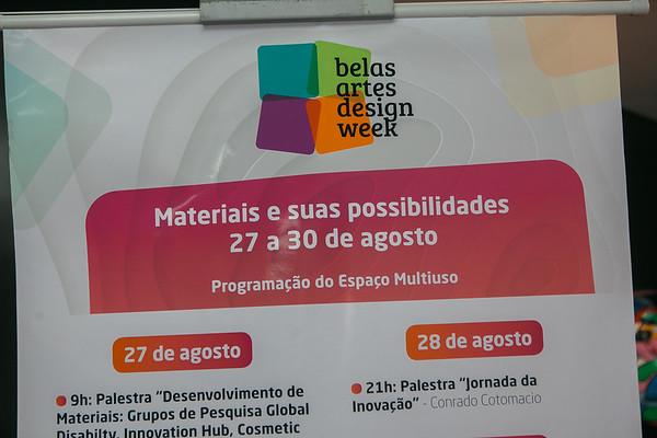 Cris Benvenutti - Belas Artes Design Week