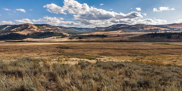 Lammar Valley (Yellowstone NP)