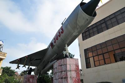 Day9 - Vietnam - Hanoi B52 Museum / Drive to Halong Bay