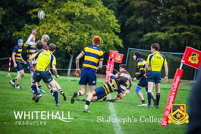 Match 10 - Eltham College VS St Peter's School