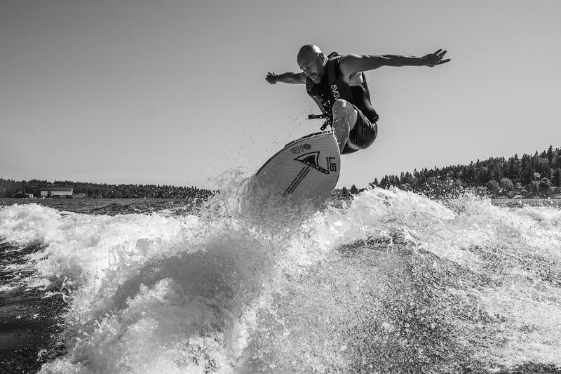 Powered Surf