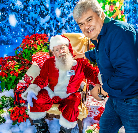 Your Picture with Santa 2019
