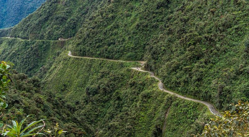 Bolivian Death Road