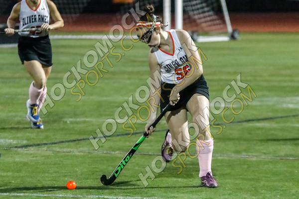 Oliver Ames-Taunton Field Hockey - 10-23-17