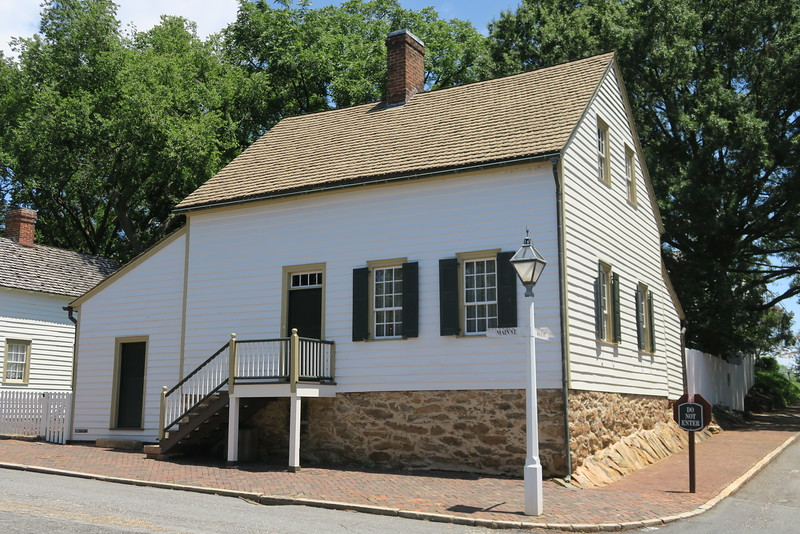 Eberhardt House (ca. 1831)