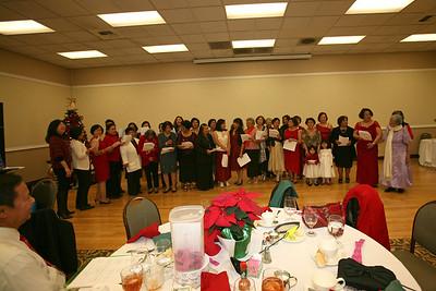 Villasinians Christmas Party