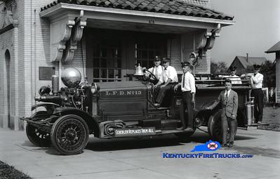 Engine Co. 13 - Disbanded