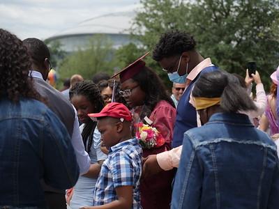 2021 Timberview High School Graduation