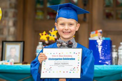 Jax Kindergarten Graduation