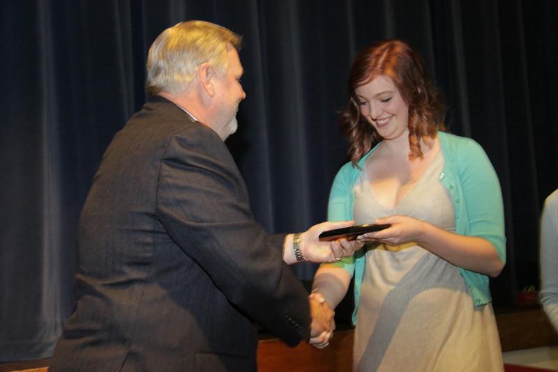 Awards Night 2012- Robert Shaw Choral Award