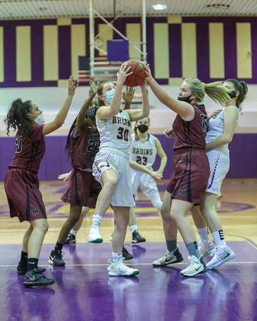 Girls JV Basketball v Mount Vernon 12/30/20