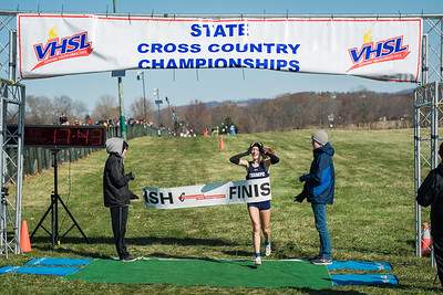 2019.11.16 Cross Country: VHSL State Championships