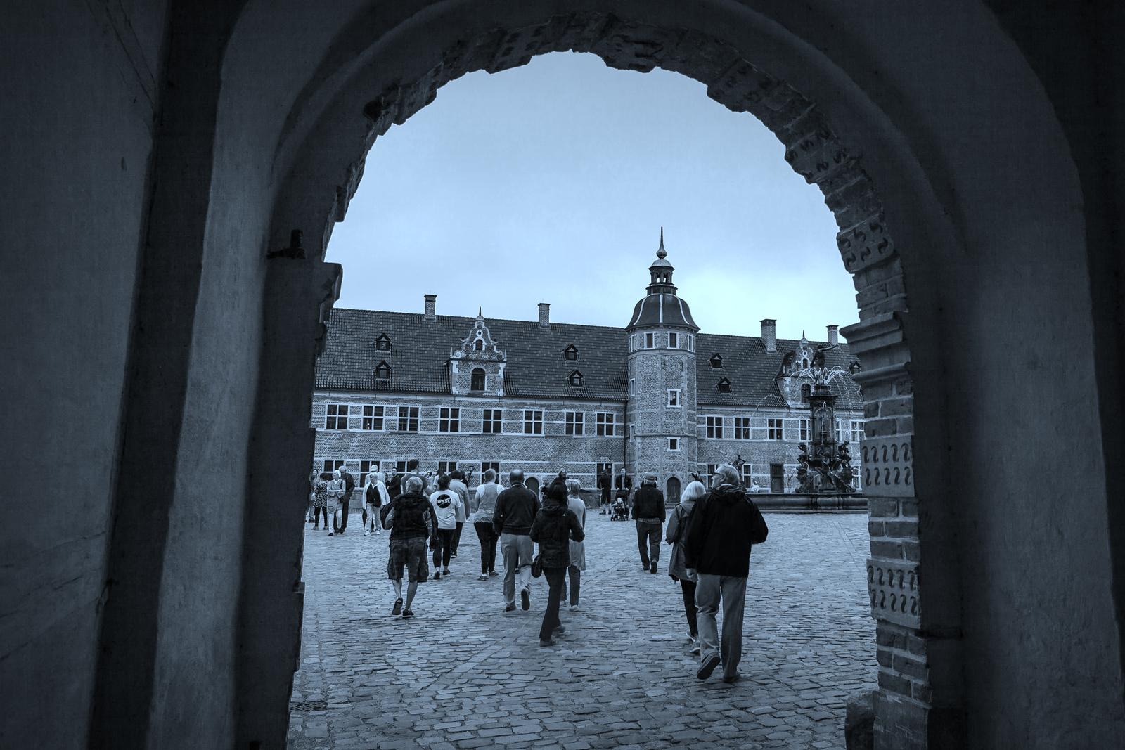 丹麦腓特烈堡城堡,全方位欣赏