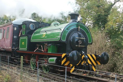 Northampton & Lamport Railway 2019
