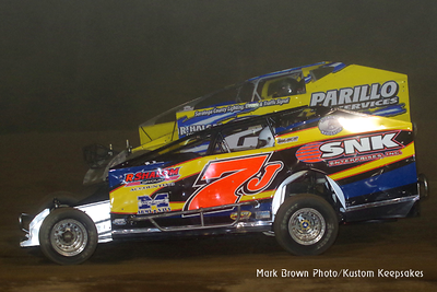 June 26, 2015 - Albany Saratoga - Sportsman - Mark Brown
