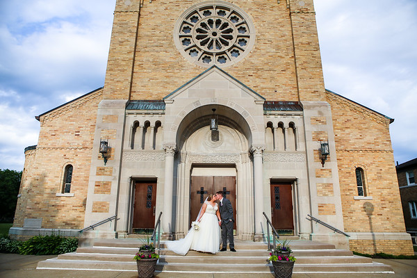 Megan & Andrew Wedding - Day 1