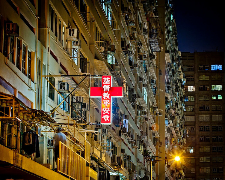 Christianity in Hong Kong, 2012