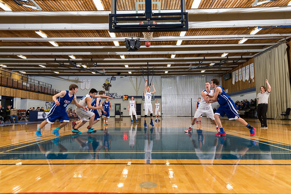 Swift Current vs. St. Mary