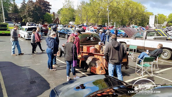 Wimbledon Lanes  Cars & Coffee West Seneca 5-31-2020