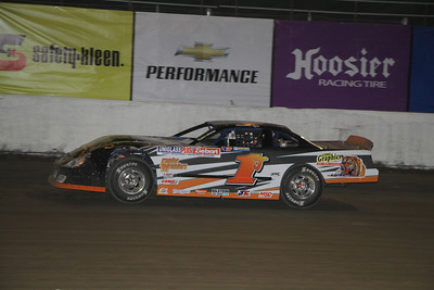 Super DIRT Week XLII ProStocks-Bill McGaffin-10/11/13