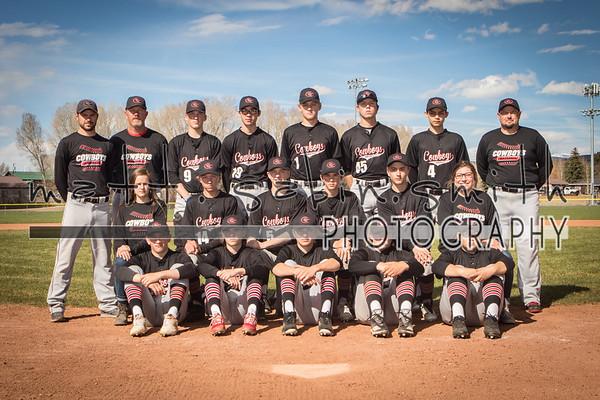 GHS Baseball 2019