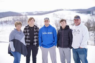 Jen Hileman Family