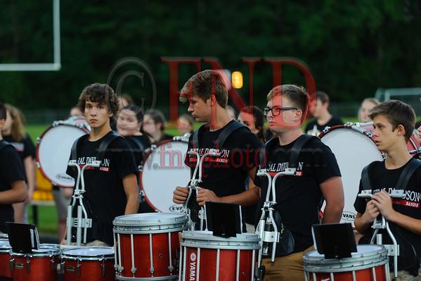 09-30-16 CDHS Band at Ledford