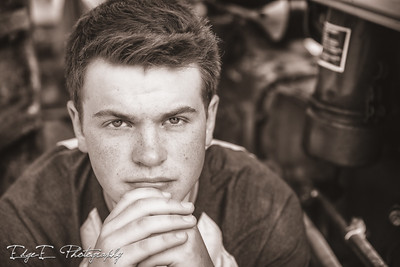 Dawson Senior Pictures