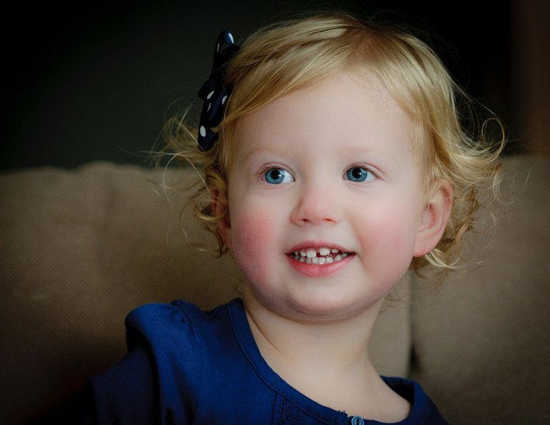 Brynn 2 years old