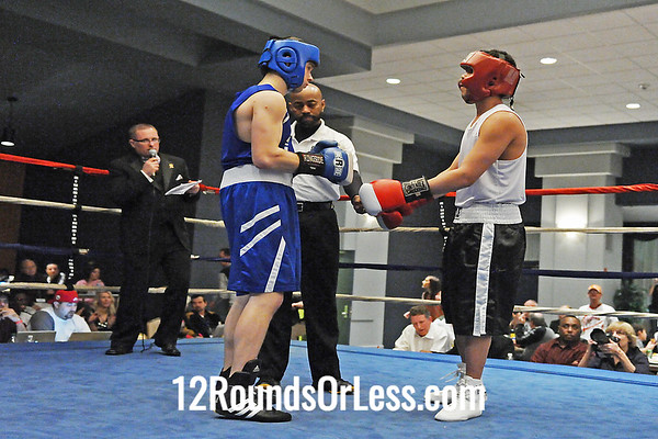 Bout # 8  David Murray (CANADA)  vs  Cody Lucky (South Side Boxing Club)