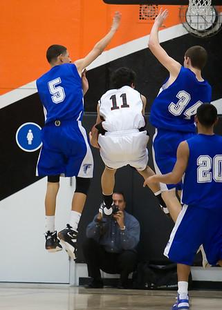 Basketball MHS vs Atwater Jan 14 2009