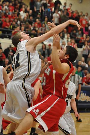South Albany vs. WA Boys Basketball game 2