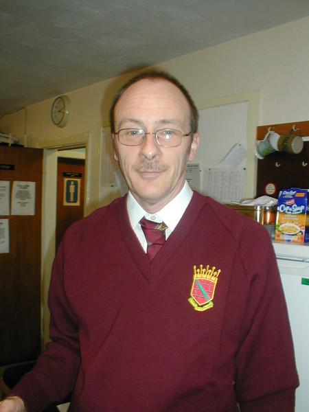 Tim (Head of Lower school)