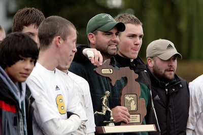 2006 - Traverse City West Mens Soccer - STATE CHAMPIONS!