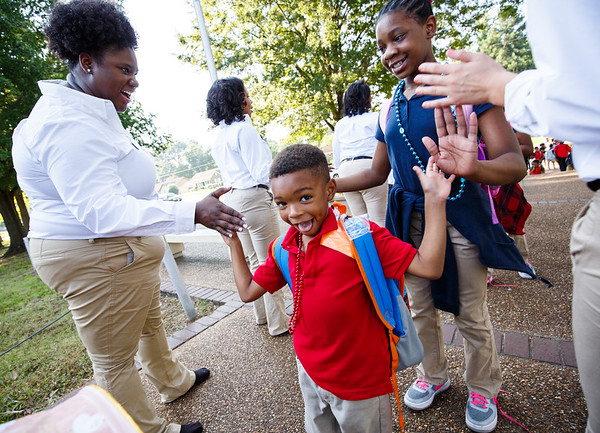Elementary School Service 2016 - City Year Memphis