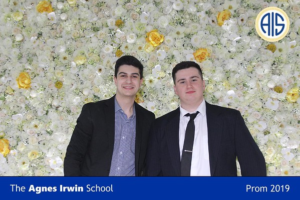 Agnes Irwin Prom 2019