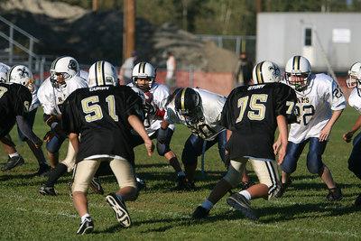 Junior- Aug 29 Rams vs Saints