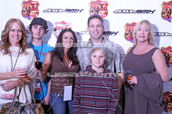 2011 BMX Hall of Fame induction ceremony