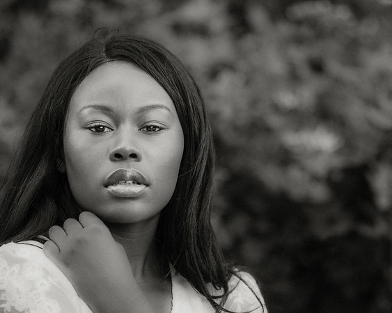 LUX Model Session: Rebecca Bakole
