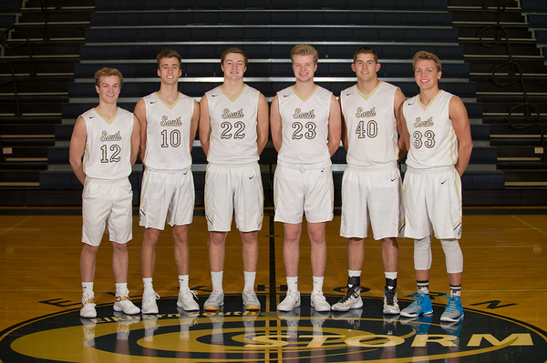 2016-17 Storm Boys Basketball