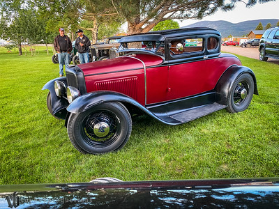 2020 Flaming Gorge Resort Car Show