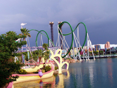 Islands of Adventure Park