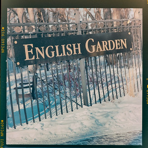 Assiniboine Park - English Gardens Dec 28, 2020