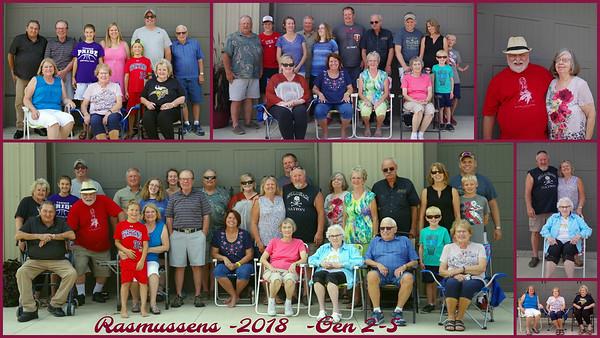 Rasmussen Reunions/Events