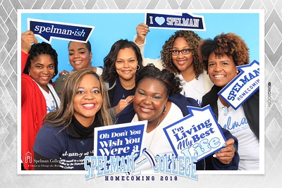 2018.10.27 Spelman Homecoming Tailgate SpelHouse