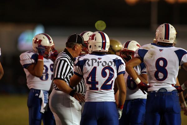 Midway vs Cleburne Sept 25, 2009