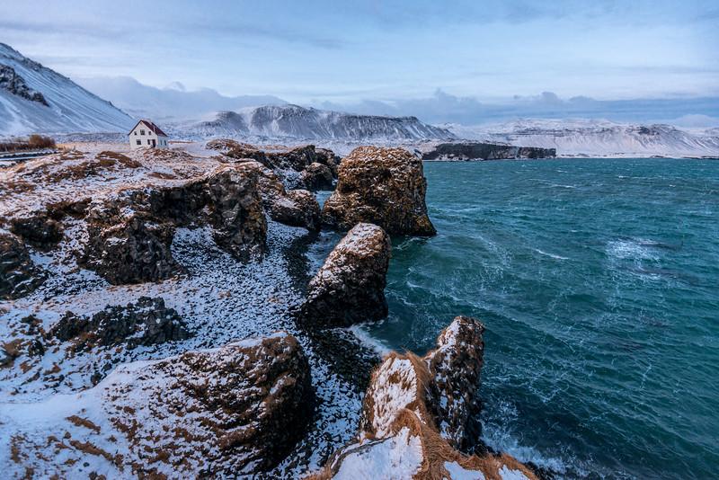 Iceland Arnestapi Oceanscape MBrogan 2019.jpg