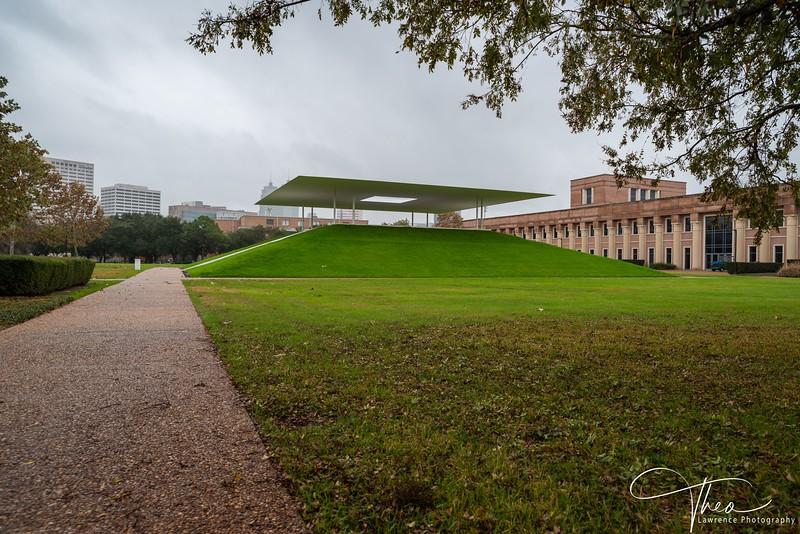 Rice University - Turrell Skyspace