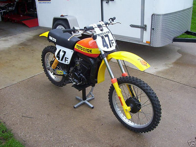 1977 Moto Fox RM 370
