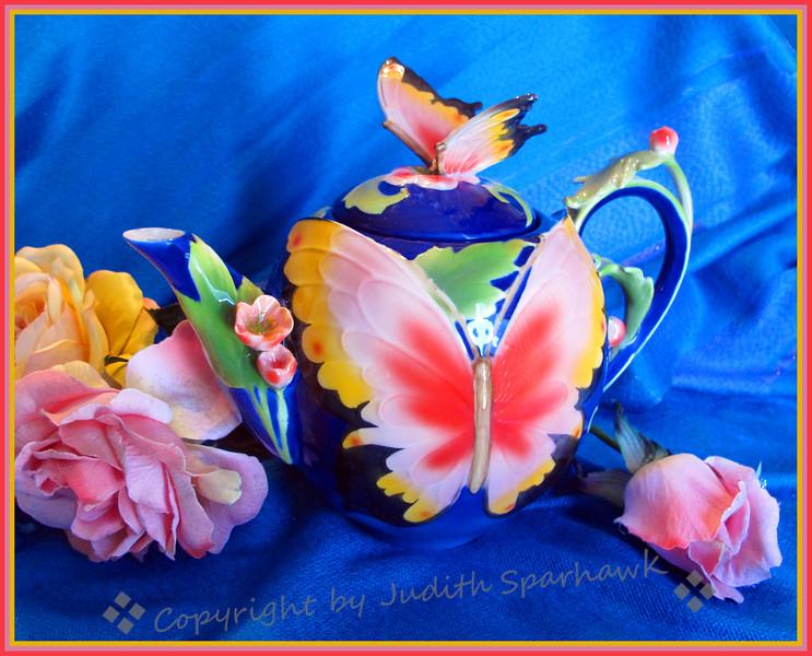 Tea & Roses - Judith Sparhawk